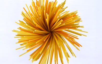 Wegańskie spaghetti z soczewicą