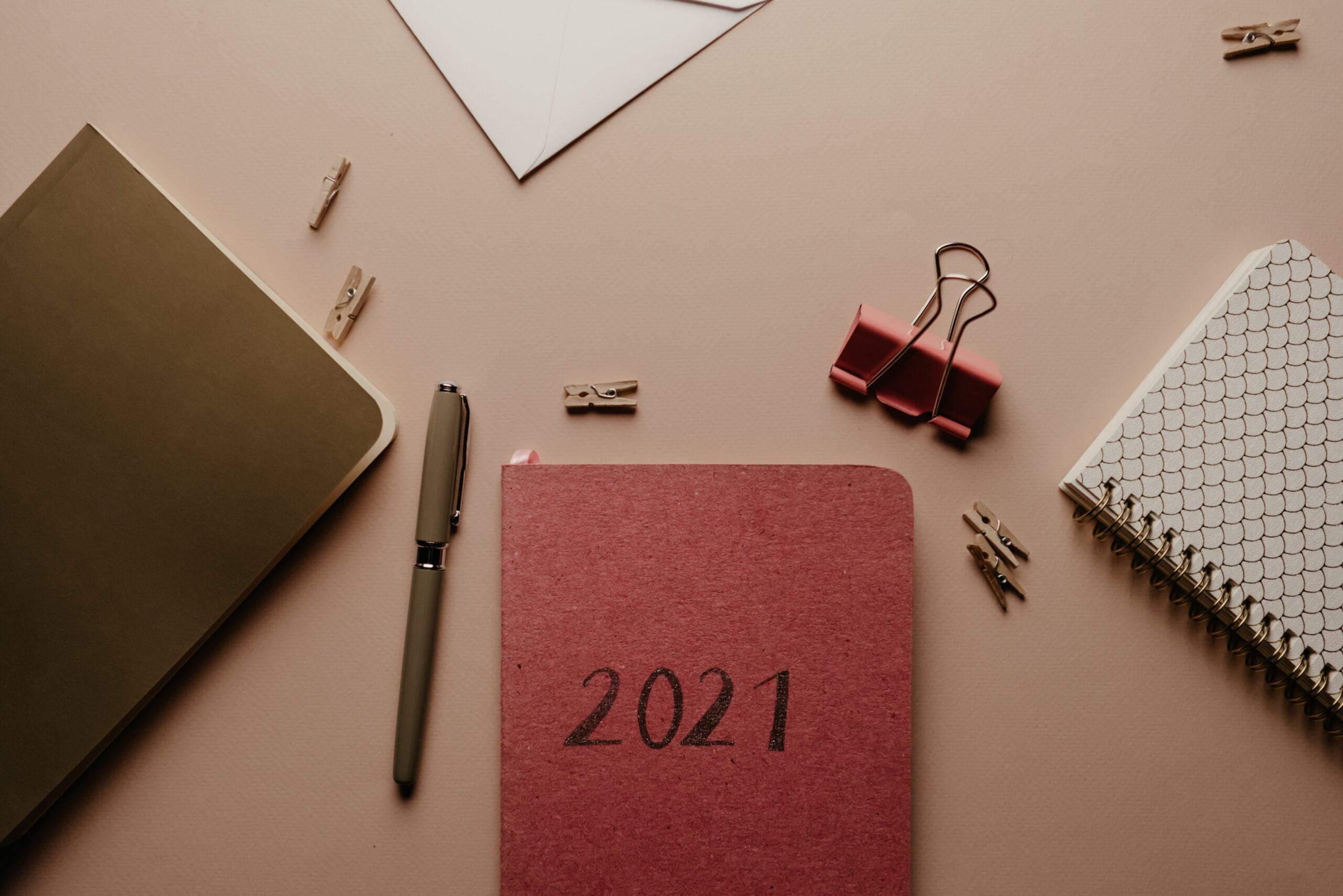 planowanie na nowy rok
