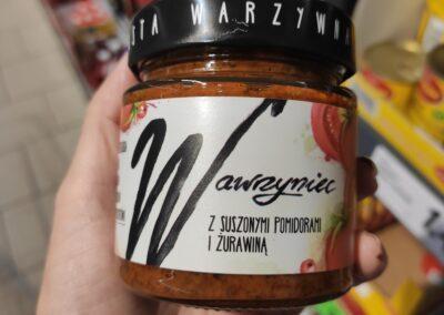 pasta warzywna Wawrzyniec