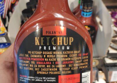 ketchup roleski skład